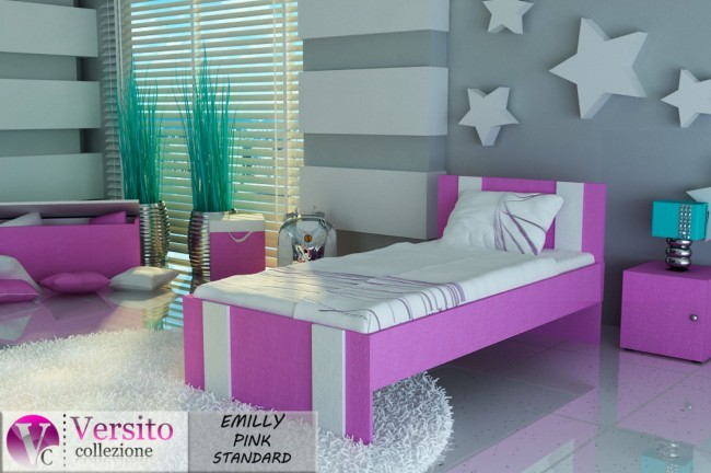 EMILLY PINK STANDARD