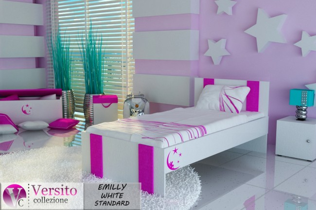 EMILLY WHITE STANDARD