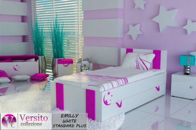 EMILLY WHITE STANDARD PLUS