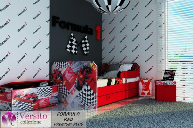 FORMULA RED PREMIUM PLUS