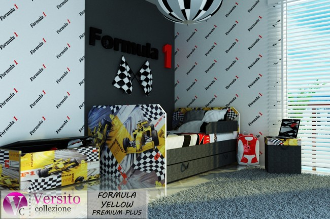 FORMULA YELLOW PREMIUM PLUS