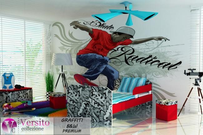 GRAFFITI B&W PREMIUM