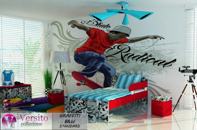 GRAFFITI B&W STANDARD