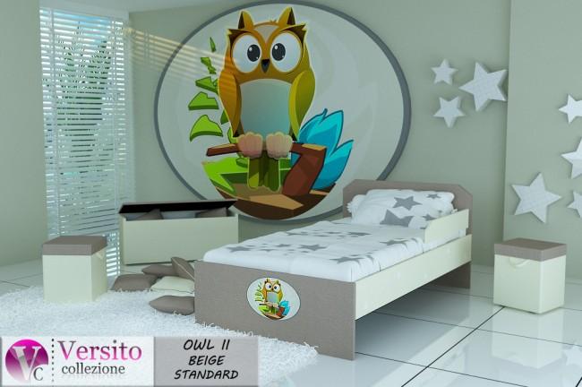 OWL II BEIGE STANDARD