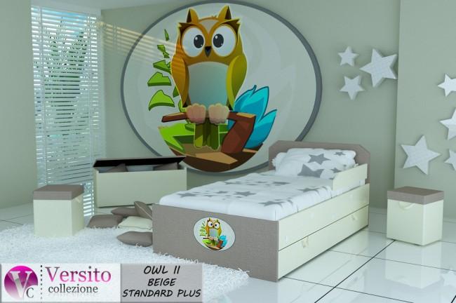 OWL II BEIGE STANDARD PLUS
