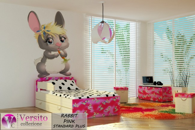 RABBIT PINK STANDARD PLUS