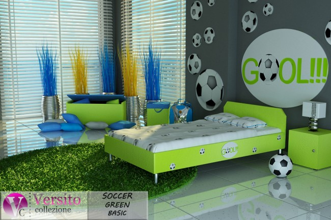 SOCCER GREEN BASIC