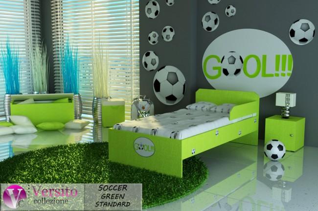 SOCCER GREEN STANDARD